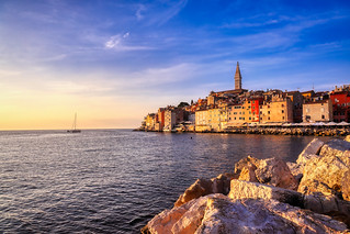 Sunset In Rovinj | by orkomedix