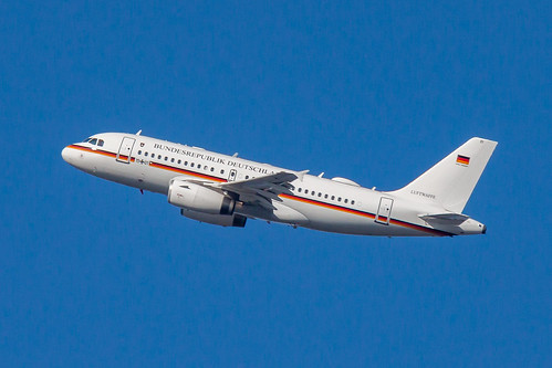 German Air Force A319 15+01 | by rmssch89