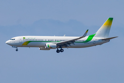 Mauritania 737-800 5T-CLE | by rmssch89