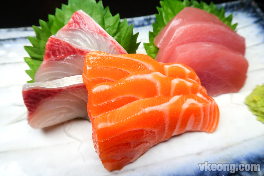 Iketeru-The-Hungry-Deal-Japanese-Buffet-Salmon-Sashimi
