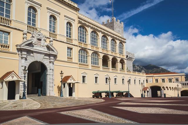 Monaco - Le Palais Princier