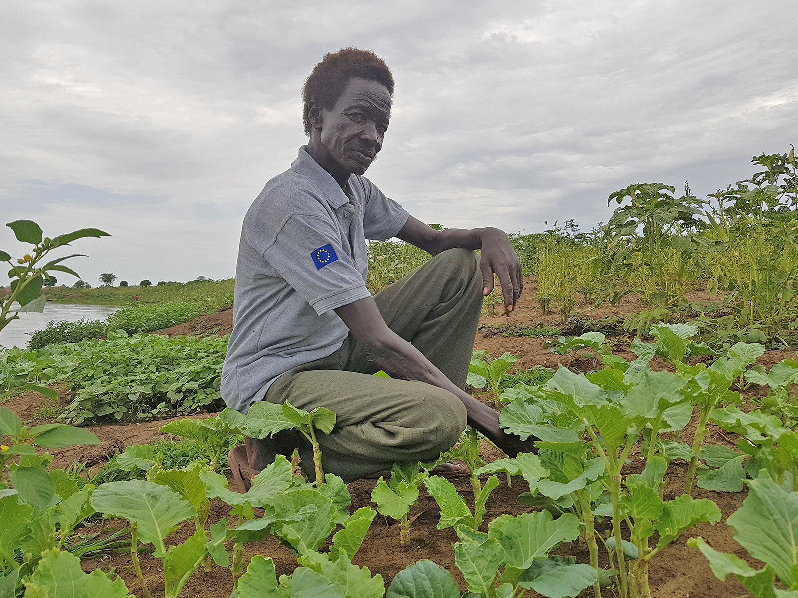 Strengthening the resilience of communities in South Sudan's cross-border areas