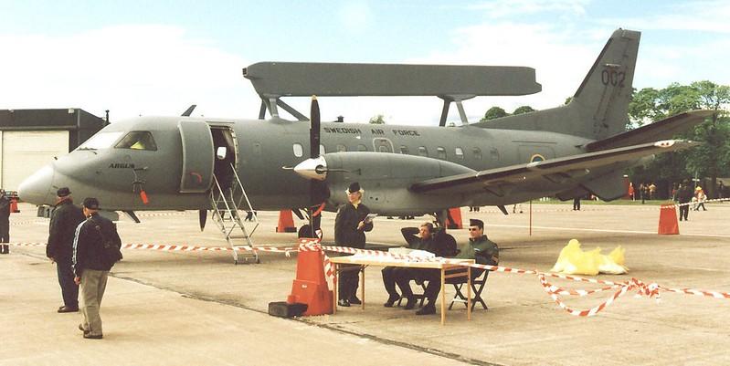 SAAB 340 AEW 00003