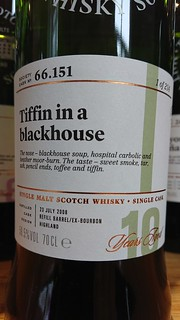 SMWS 66.151 - Tiffin in a blackhouse