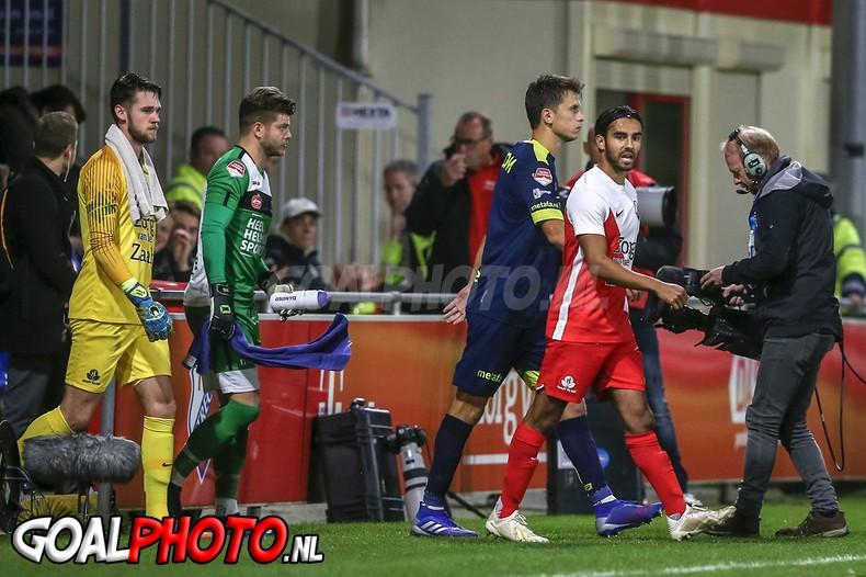 Jong FC Utrecht - Helmond Sport 30-09-2019