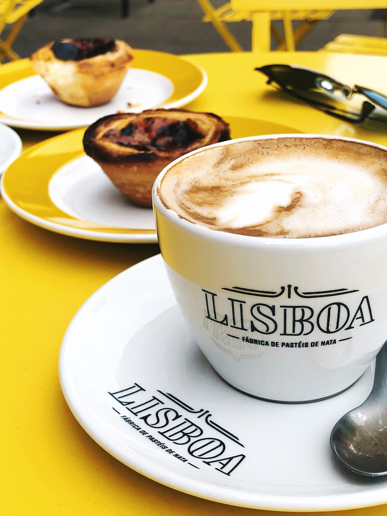 Lisboa Coffee Sheffield