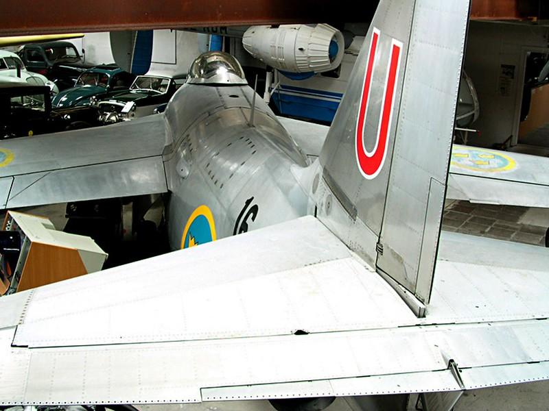 Saab J 29 Fighter 00004