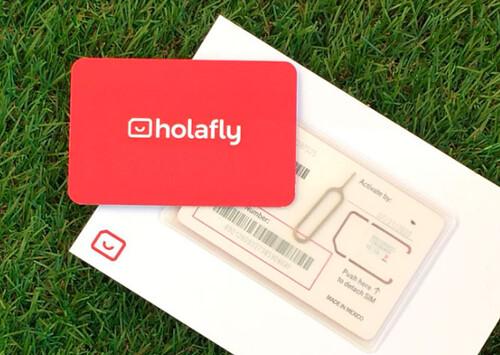 Tarjeta HolaFly