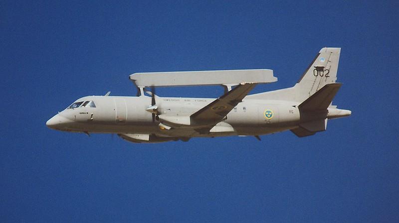 SAAB 340 AEW 00002