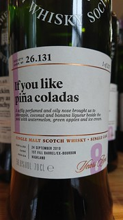 SWMS 26.131 - If you like piña coladas