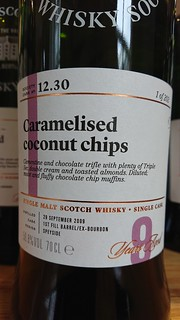 SMWS 12.30 - Caramelised coconut chips