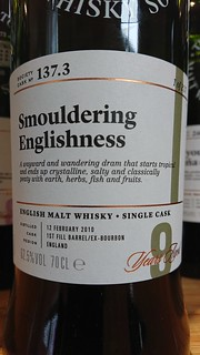 SMWS 137.3 - Smouldering Englishness