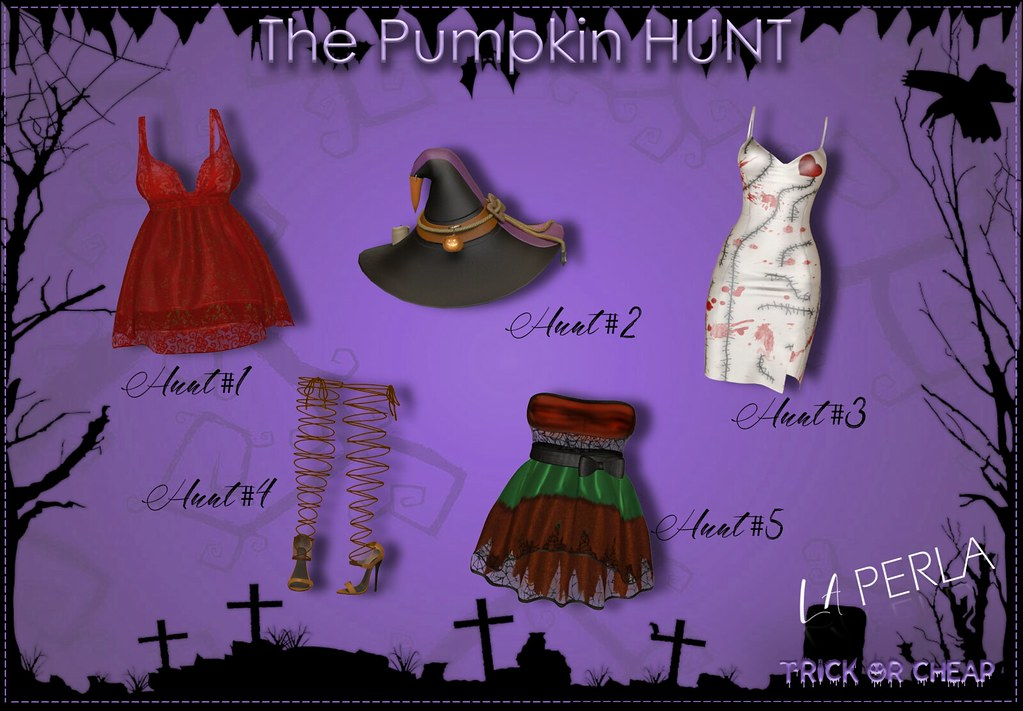 The Pumpkin Hunt – LA PERLA