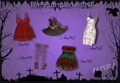The Pumpkin Hunt - LA PERLA
