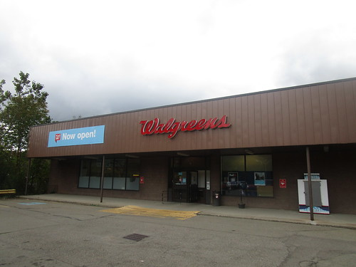 wellsville ny 2019 walgreens pharmacy retail store former riteaid recycle reuse