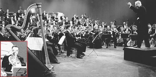 Tuba Francesa French Tuba Tuba Français Saxhorn Oscar Abella Mahillon orchestre rtf orquesta 1958