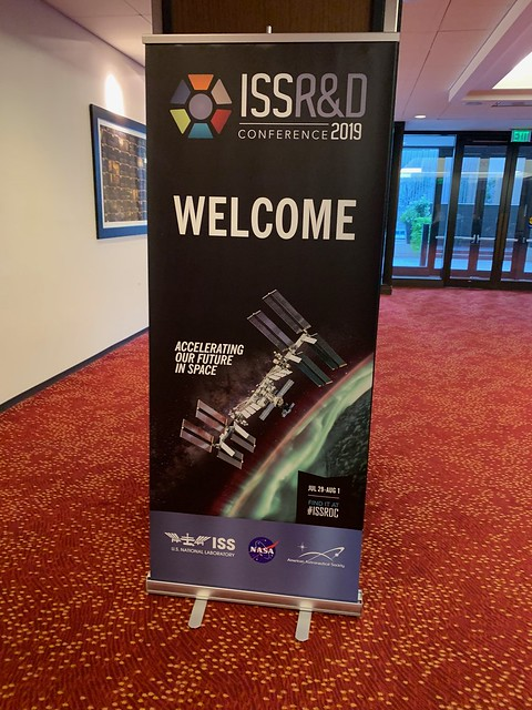 ISS Research & Development Conference 2019