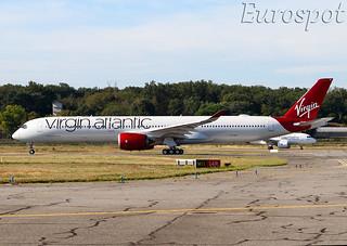 G-VJAM Airbus A350-1000 Virgin Atlantic