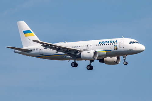 Government of Ukraine A319 UR-ABA | by rmssch89