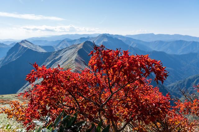 TANIGAWADAKE & GUNMA RIDGE 2019-10-01