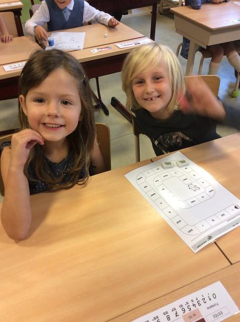 1e Leerjaar: Spelenderwijs leren lezen