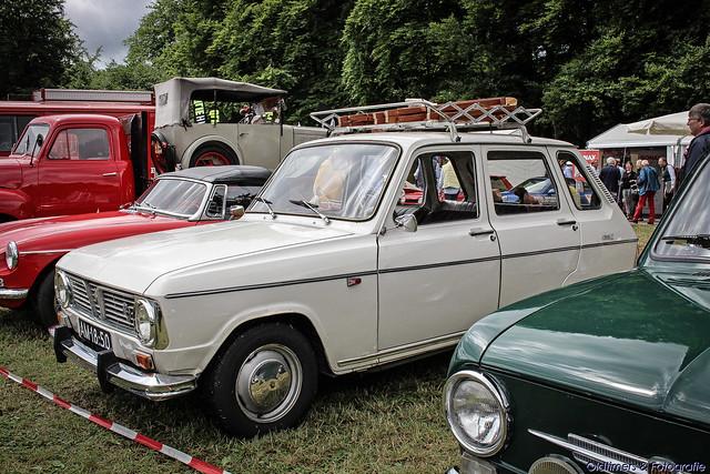 1969 Renault 6 - AM-18-50