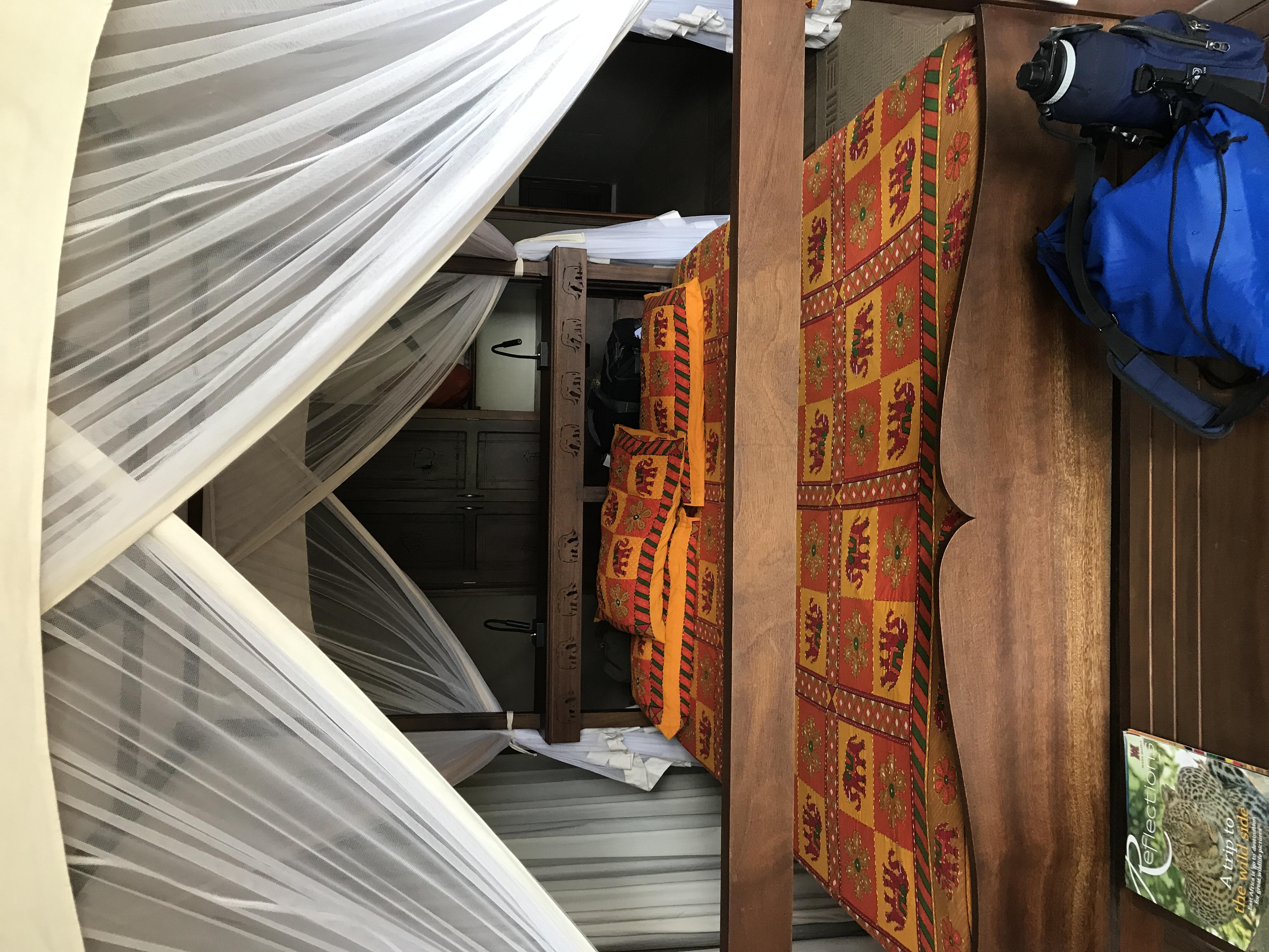 Maasai Mara room