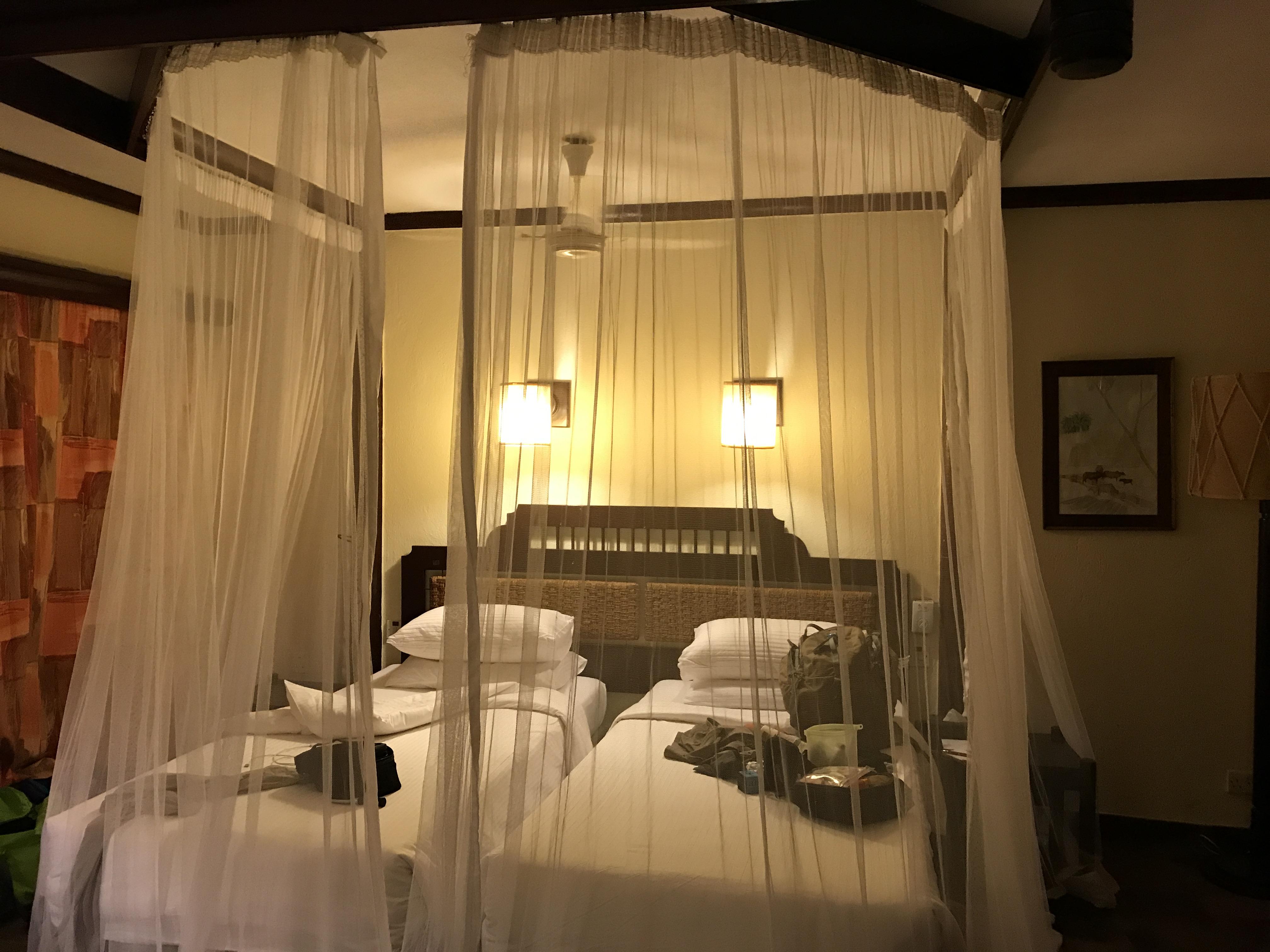 Sarova Shaba Room