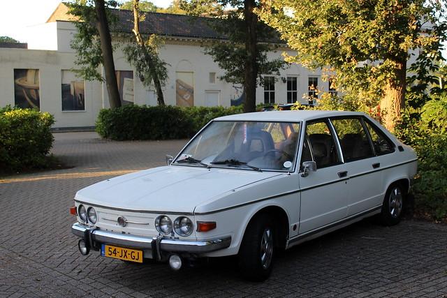 1978 Tatra 613 'Chromka'