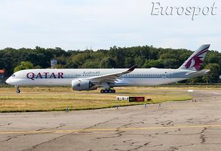 F-WZFB Airbus A350-1000 Qatar