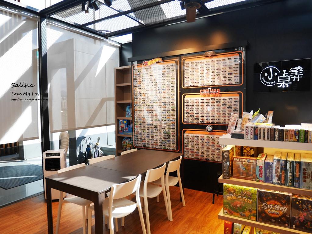 新北新店小碧潭小桌弄兒童桌遊美河店ikea附近咖啡久坐 (4)