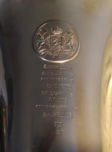 campana Tuba Francesa French Tuba Tuba Français Saxhorn Oscar Abella Mahillon