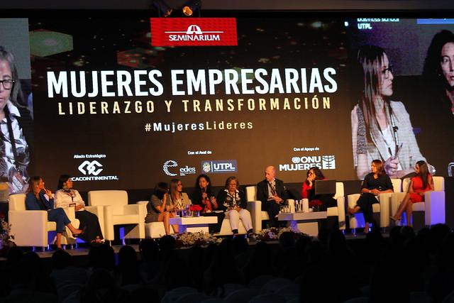 Mujeres empresarias, liderazgo y transformación 2019