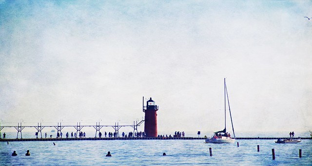 Beach Daze #76 Michigan