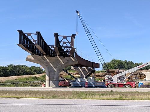 I-80/I-380 construction  - 2019