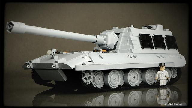 COBI Jagdpanzer E100