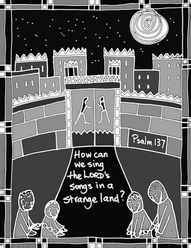 Psalm137bw