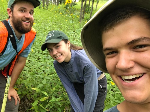 Tue, 10/01/2019 - 12:24 - Niobrara Field Crew Members