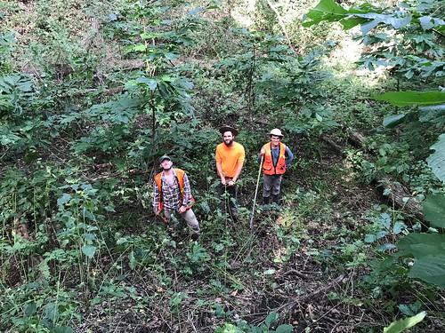 Tue, 10/01/2019 - 12:24 - Niobrara Field Crew Members