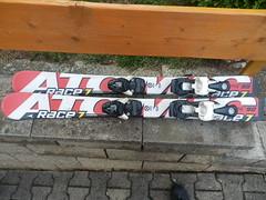 ATOMIC Race 7, délka 90cm - titulní fotka