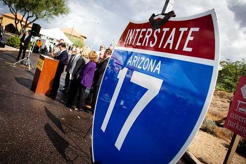 I-17 Improvements Governor Press Conference