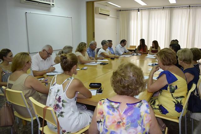 Asamblea ordianria Consejo del Mayor de Los Palacios y Vfca (foto de archivo)