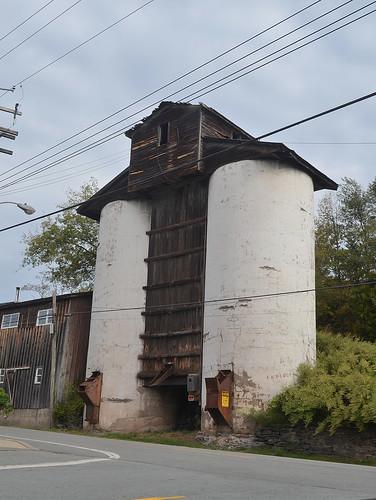 abandoned silo coaldock callicoonny sullivancountyny rustyandcrusty