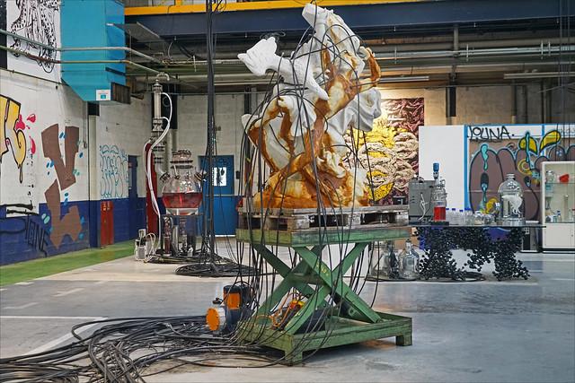 15è Biennale d'art contemporain (usines Fagor, Lyon)