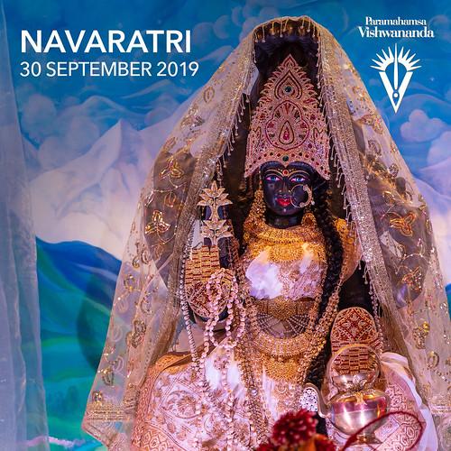 Navaratri 2019 Day 2 – Paramahamsa Vishwananda