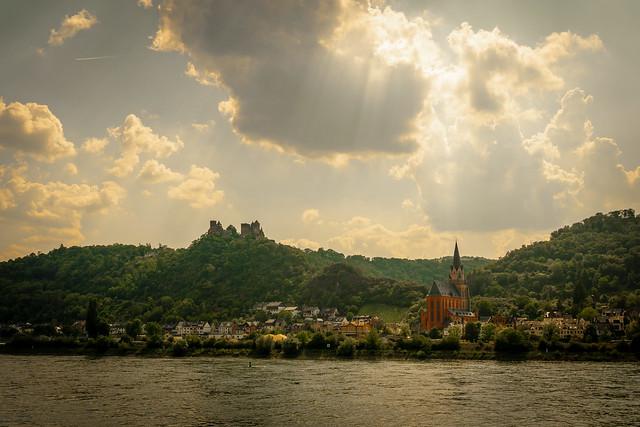 River Rhine, Germany