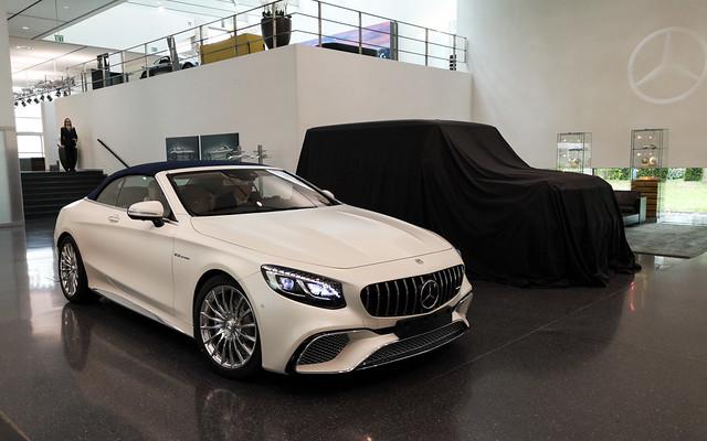 Mercedes-AMG S 65 AMG Cabrio.