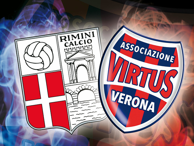 Rimini - Virtus Verona le interviste