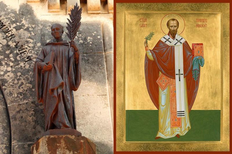 06 Св. Гонорат Арелатский 365-429гг