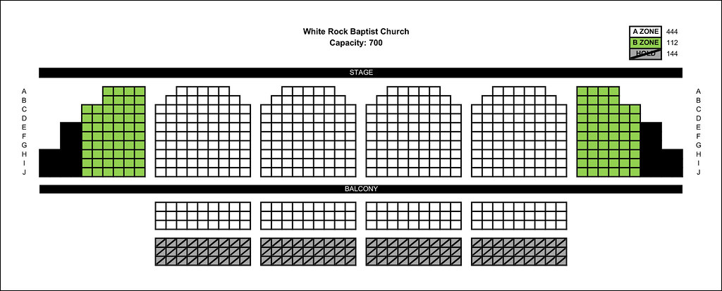 White Rock Baptist Church